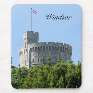 Castillo de Windsor Mouse Pads