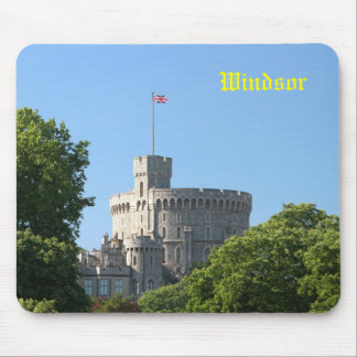 Castillo de Windsor Mousepad