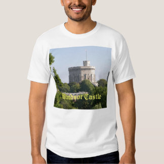 Castillo de Windsor Playera