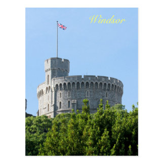Castillo de Windsor Postales