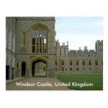 Castillo de Windsor, Reino Unido Postales