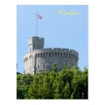 Castillo de Windsor Tarjetas Postales