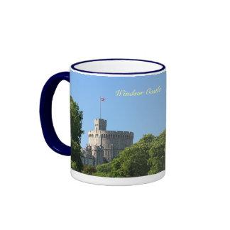 Castillo de Windsor Taza A Dos Colores