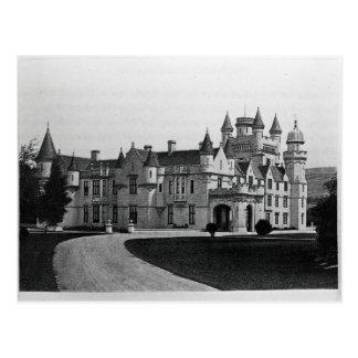 Castillo del Balmoral Postales