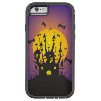 Castillo del fiesta de Halloween Funda Para iPhone 6 Tough Xtreme