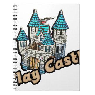 Castillo del juego notebook