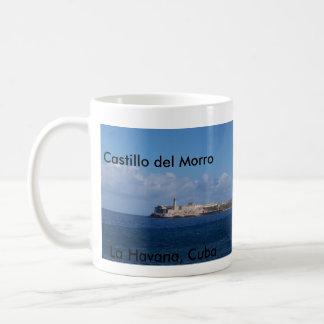 Castillo del Morro La Habana Cuba Classic White Coffee Mug
