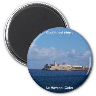 Castillo del Morro La Habana Cuba Imanes De Nevera