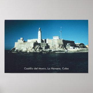 Castillo del Morro, La Havana Cuba Print
