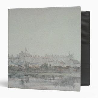 Castillo del río, siglo XIX de Windsor