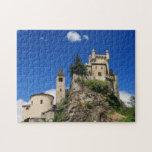 Castillo del Saint Pierre, Italia Rompecabeza