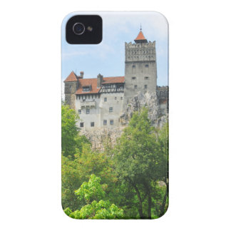 Castillo del salvado, Rumania Carcasa Para iPhone 4