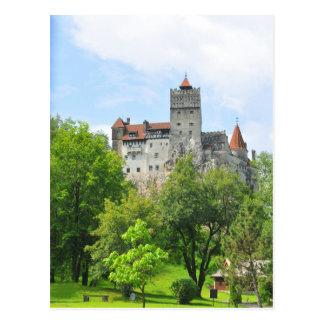 Castillo del salvado, Rumania Tarjetas Postales