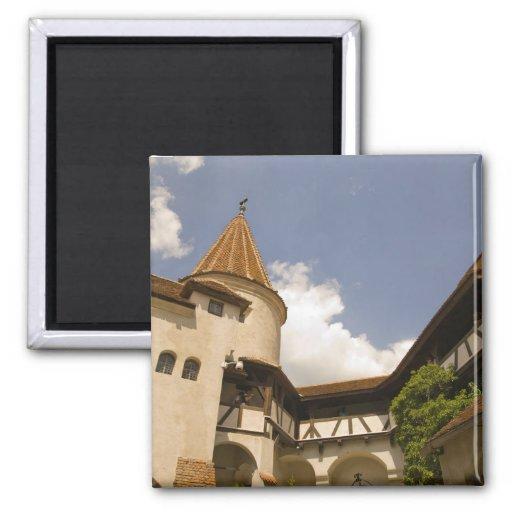 Castillo del siglo XIII del salvado (el castillo d Imán Cuadrado