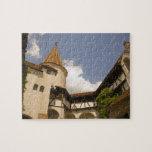 Castillo del siglo XIII del salvado (el castillo d Rompecabeza