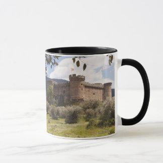 Castillo del siglo XV del duque Of Alburquerque