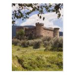 Castillo del siglo XV del duque Of Alburquerque Postales