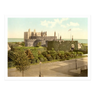 Castillo del trato, Kent, Inglaterra Postal