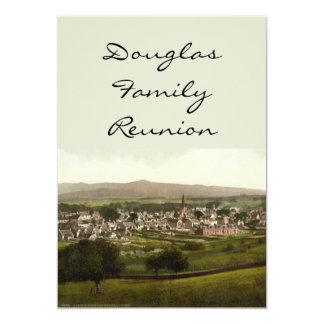 Castillo Douglas, Dumfries y Galloway, Escocia Comunicado Personal