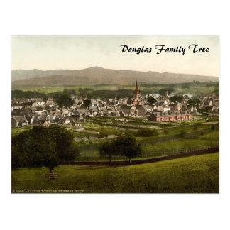 Castillo Douglas, Dumfries y Galloway, Escocia Postales