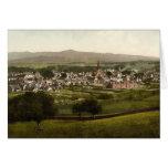 Castillo Douglas, Dumfries y Galloway, Escocia Tarjetas
