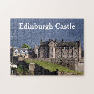 castillo Edimburgo Puzzle
