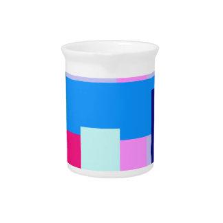 Castillo en el aire jarras de beber