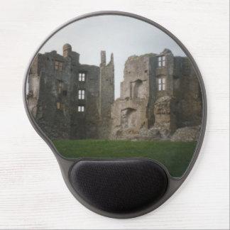 Castillo en el gel Mousepad de Irlanda Alfombrillas De Raton Con Gel