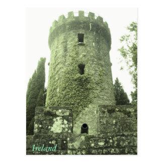 Castillo en Irlanda Postal