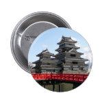 Castillo en Japón Pin