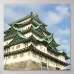 Castillo en Japón Poster
