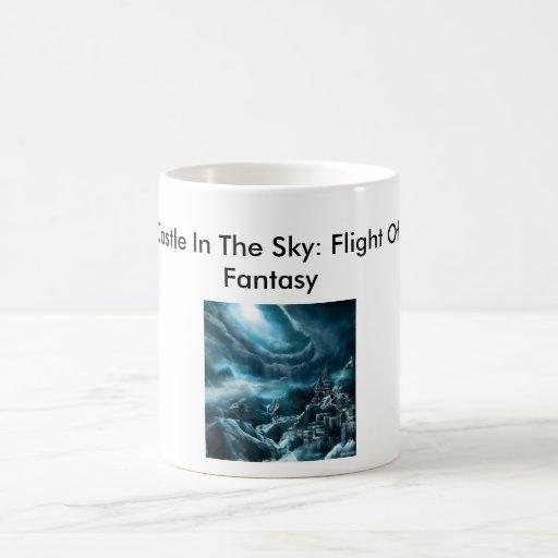 Castillo en la taza del cielo