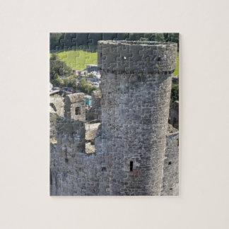 Castillo en País de Gales Puzzles