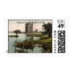 Castillo Escocia 1905 de Threave Franqueo