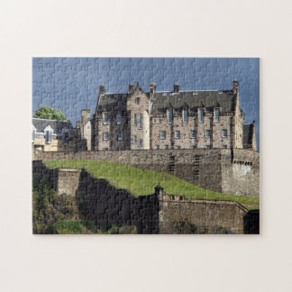 castillo Escocia de Edimburgo Rompecabezas