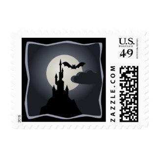 Castillo fantasmagórico de HALLOWEEN con Moon.jpg Envio