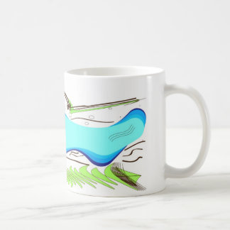 Castillo Fish Gran Canaria Coffee Mug