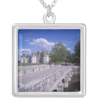 Castillo francés Chambord, el valle del Loira, Fra Pendiente Personalizado