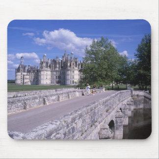 Castillo francés Chambord, el valle del Loira, Fra Alfombrilla De Ratones