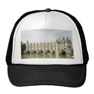 Castillo francés Chenonceau el valle del Loira F Gorro