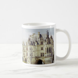 Castillo francés Chenonceau el valle del Loira F Tazas