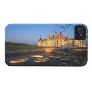 Castillo francés de Chambord, el valle del Loira, Case-Mate iPhone 4 Funda