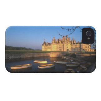 Castillo francés de Chambord, el valle del Loira, Funda Para iPhone 4 De Case-Mate