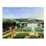 Castillo francés de Charles Guillaume Le Normant Postal