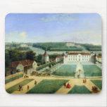 Castillo francés de Charles Guillaume Le Normant Tapete De Raton