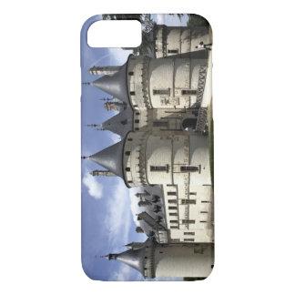 Castillo francés de Chaumont-Sur-Loire. Funda iPhone 7