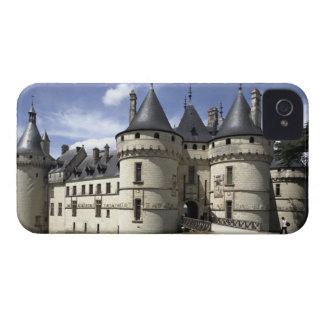 Castillo francés de Chaumont-Sur-Loire. iPhone 4 Cobertura
