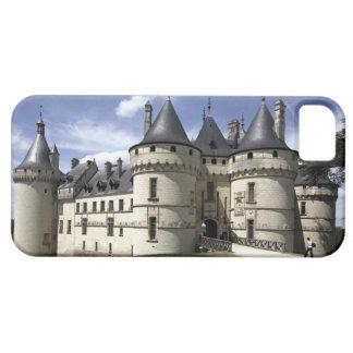 Castillo francés de Chaumont-Sur-Loire. iPhone 5 Carcasas