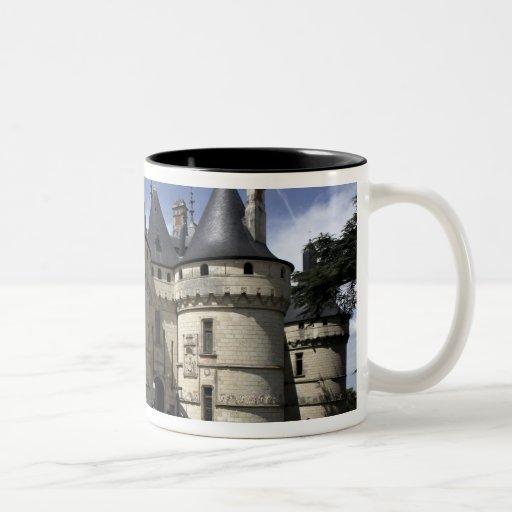 Castillo francés de Chaumont-Sur-Loire. Taza De Café