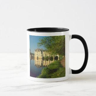 Castillo francés de Chenonceau, el valle del Taza
